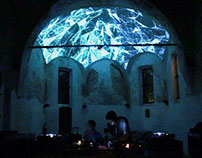Video Mapping / Rosemary Sauce