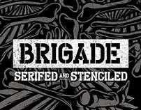 Brigade Font