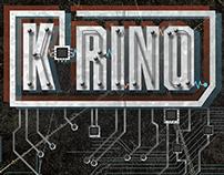 Deprogrammed : : K-Rino (CD Packaging)