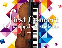 林彥晨第一屆師生音樂會 Concert of Angela & students