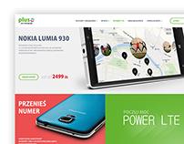 Plus GSM redesign concept
