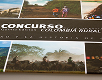 Colombia Rural. libro Colombia en fotos