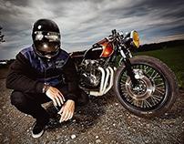 FATE CUSTOMS // Honda CB550