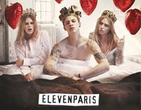 Eleven Paris / Advertising campaign & Catalog