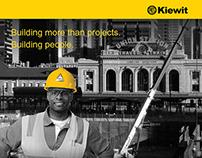 Kiewit Advertisements, 2007-2014