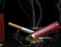 Blow Yourself Away (Anti Smoking Ad)