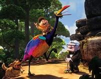 Pixars up Animation Movie
