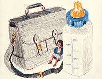New York Times Sunday Review Illustration
