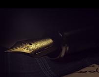 Outlander Titles Pitch // Cloth