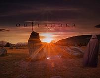 Outlander Titles Pitch // Through a Lens