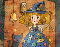 Little witch book