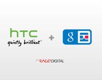 HTC + Google Goggles
