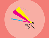 កន្ទុំរុយ (Kantom ruy / Dragonfly)