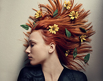 Alla - Portraits Series