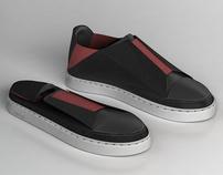 Minmax - Foldable Shoe