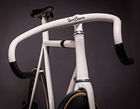 Curved Aero Track Bike by LoveBaum