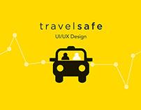 Travelsafe - App Design