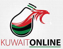 The Kuwait Online - Logo Design