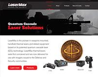 LaserMax Defense Website