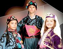 Phoenix Turkish Folk Dance Ensemble - YILDIZLAR - Flyer