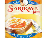 Srikaya & Sarikaya Jam Packaging