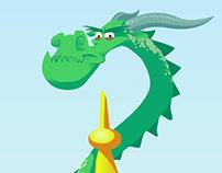 The Dragon's Keep/Bram's Castle