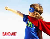 Band-Aid Kid Hero Campaign