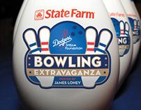 Dodgers Dream Foundation Bowling Extravaganza