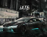 "BMW i8 - second ""Blade Runner 2"""