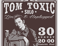 Tom Toxic Unplugged
