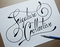 Hand Lettering   Ligature Collective