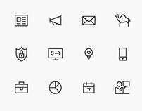 Noor Bank Iconography