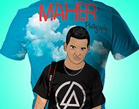 Maher's T-shirt :)