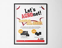 Website Banner Proposal | Agro Bank