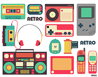 Retro Technology 1.0 now available on Threadless! ^_^