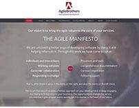 Agile Brothers - Web Design