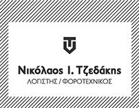 Nikolaos Tzedakis - Accountant / Tax Consultant