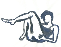 Figure Drawing Animations