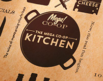 Meat and Fish Market Branding