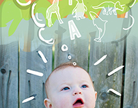 Flyer for Infant Cognition Lab - University of Illinois