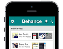 Behance User Experience