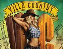 Villa Country Pôster