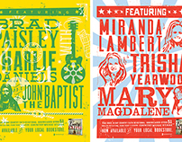 Country Faith Posters