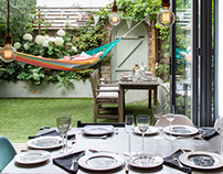 ★ ECLECTIC DINING ROOMS ★