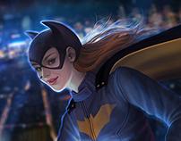 Batgirl Fanart