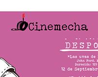 Cinemecha - Carteles