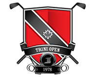 Trini Open Golf Tournament Emblem