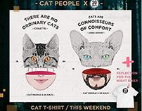 CAT T-SHIRT FESTIVAL