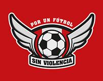 Por un fútbol sin violencia