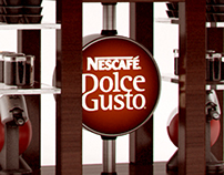 Nescafe Dolce Gusto Stand